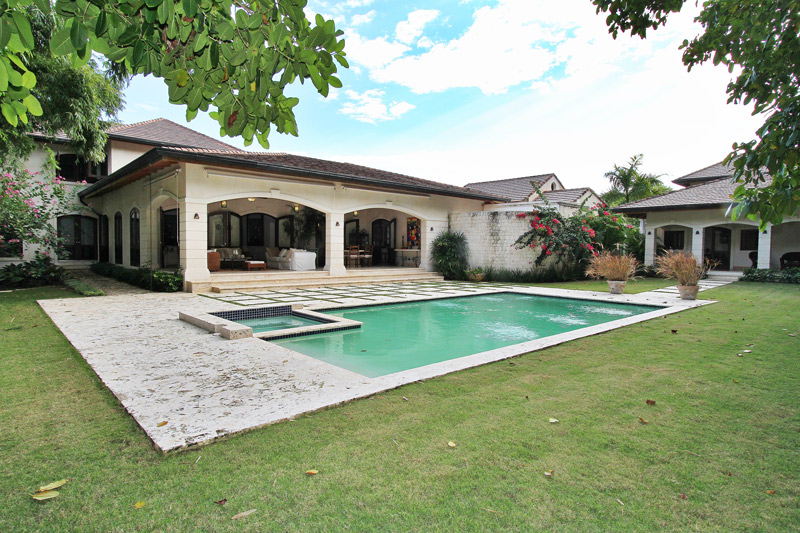 Villa Coralina luxury villa for sale Cabarete Dominican Republic Caribbean
