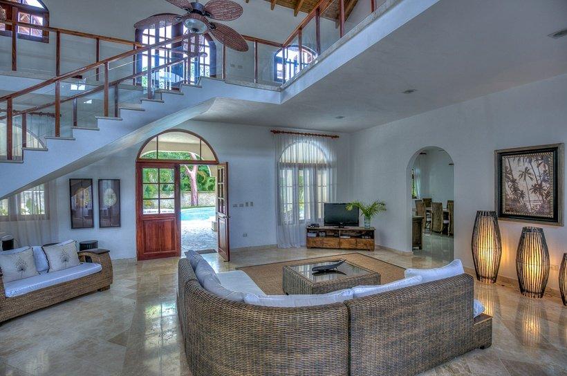 Dominican Republic Home Rental Villa Jasmine Sea Horse Ranch