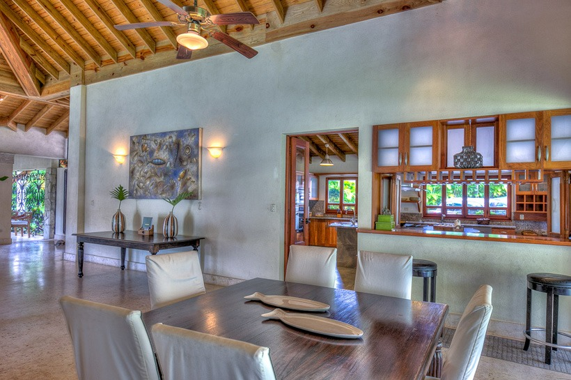 Luxury Caribbean Beach House Villa Irina Sea Horse Ranch