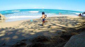Cabarete-beach