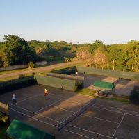 Tennis Club Sea Horse Ranch clay courts