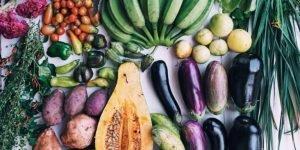 Organic produce, Cabarete, Dominican Republic