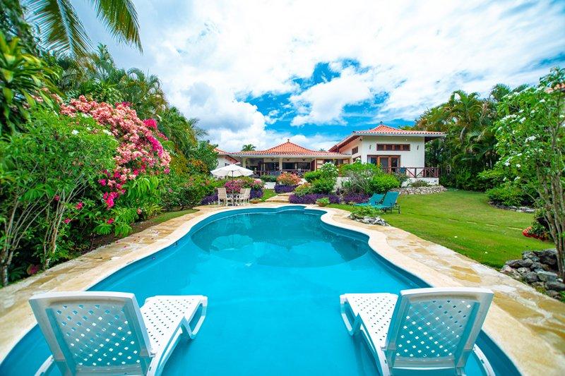 Villa Balinese Tropical Garden Oasis new 5