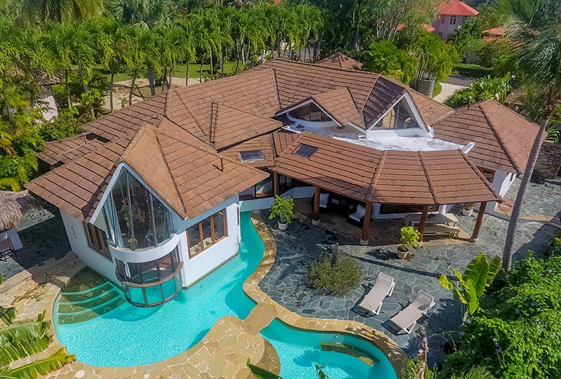 Contemporary Caribbean Villa