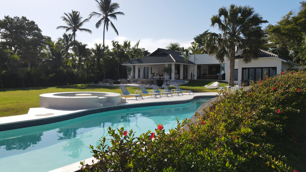 luxury home rental dominican republic 32