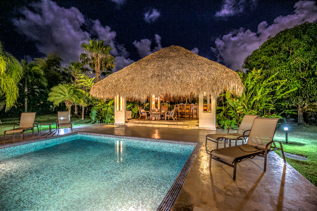 Casa Las Brisas Luxury Caribbean Estate Sea Horse Ranch