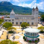 Historic Opening of Amber Cove Cruise Port in Puerto Plata, Dominican Republic