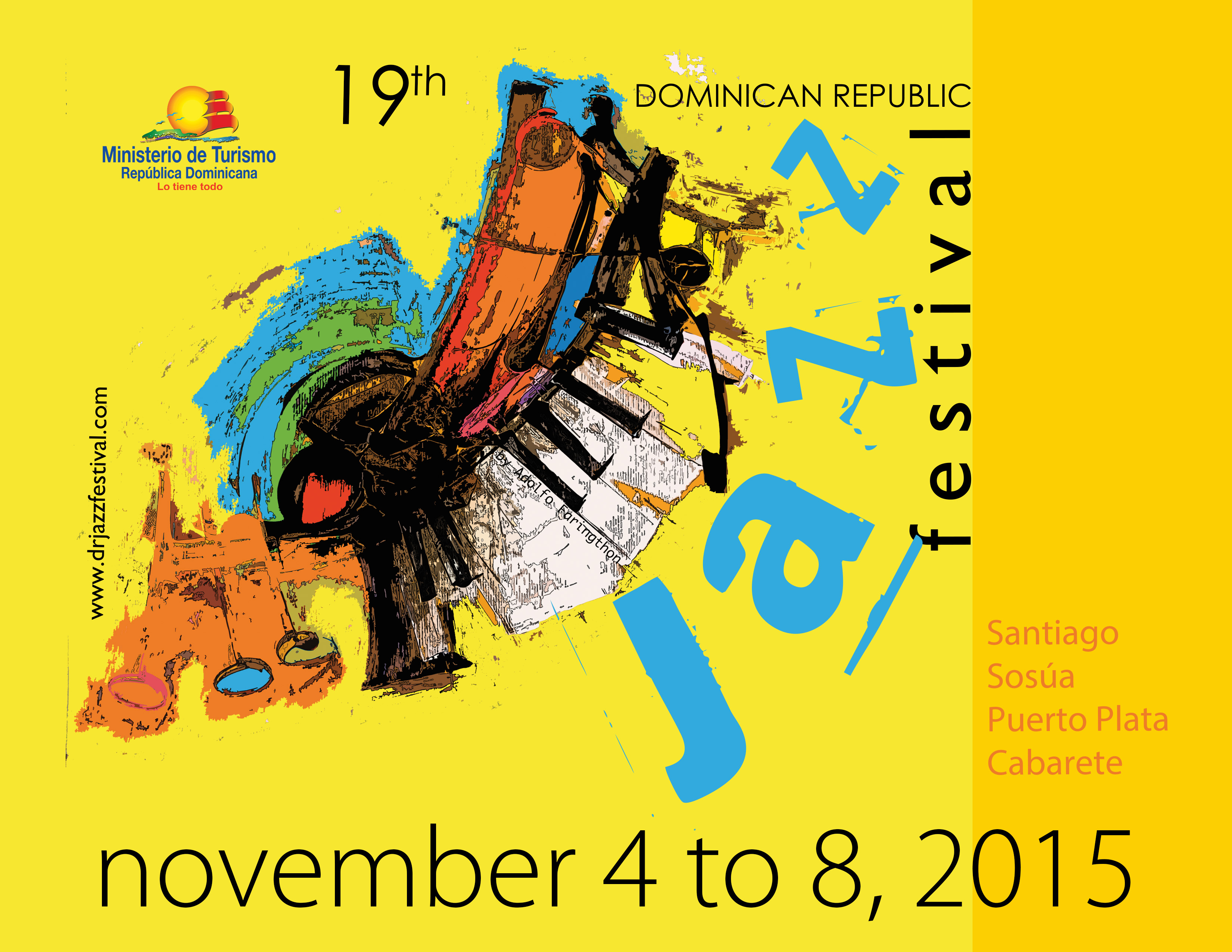 dominican republic jazz festival vip tickets available