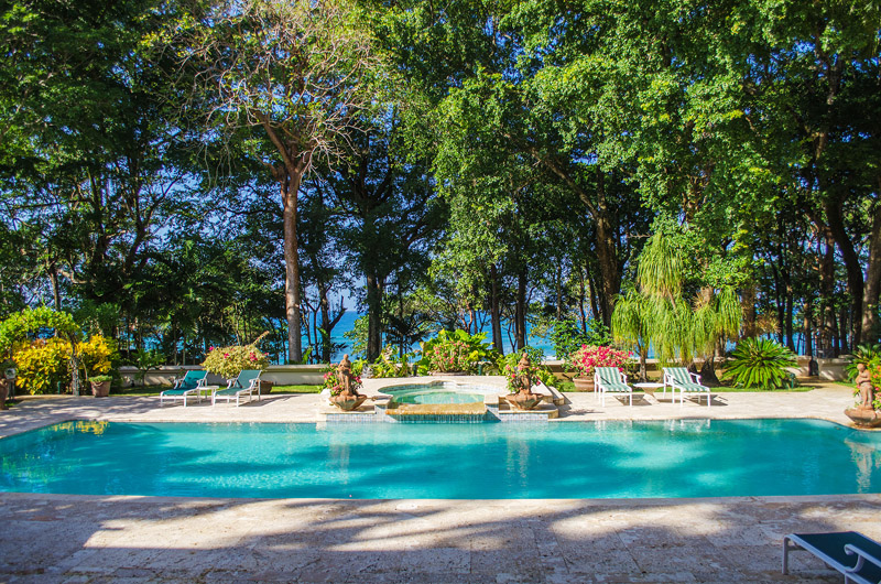 luxury oceanfront home for sale dominican republic villa encantadora