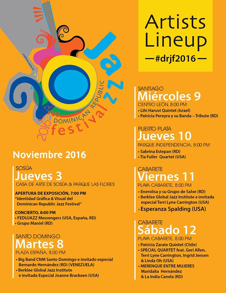 drjazzfestival2016 lineup