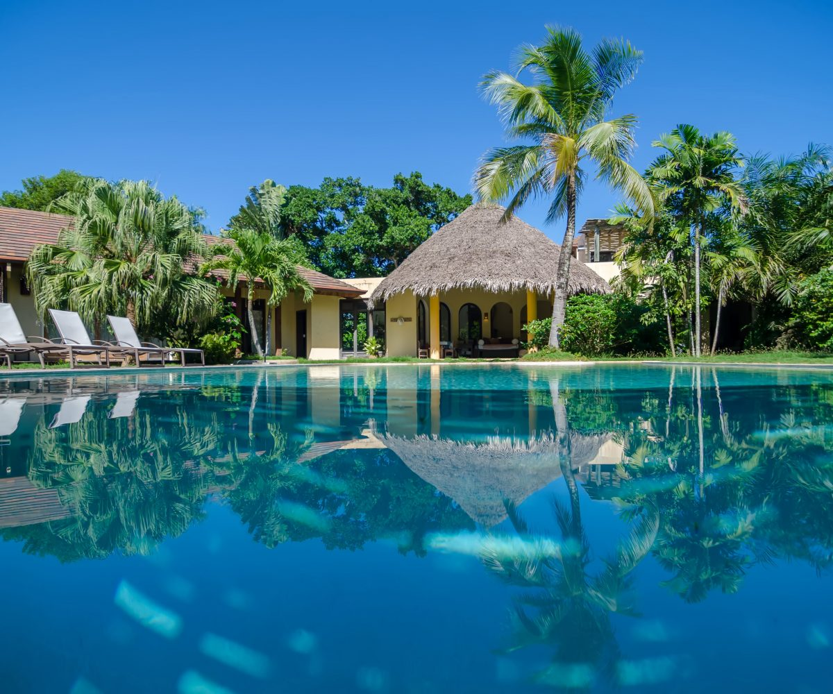 Caribbean luxury property