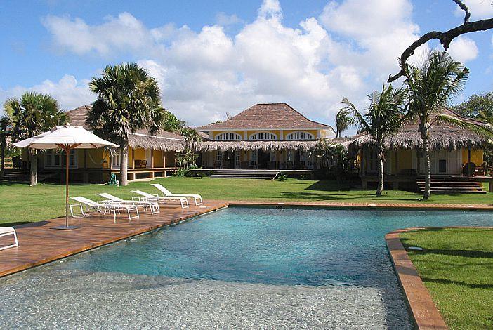 Beachfront Villa Dominican Republic