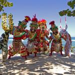 Cabarete Carnival celebration, Dominican Republic