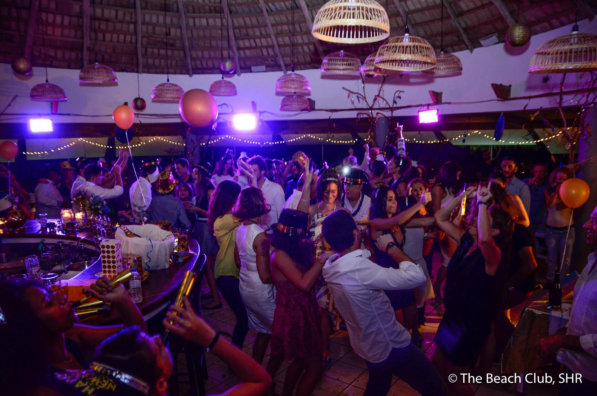 New Years Eve party Sea Horse Ranch Cabarete