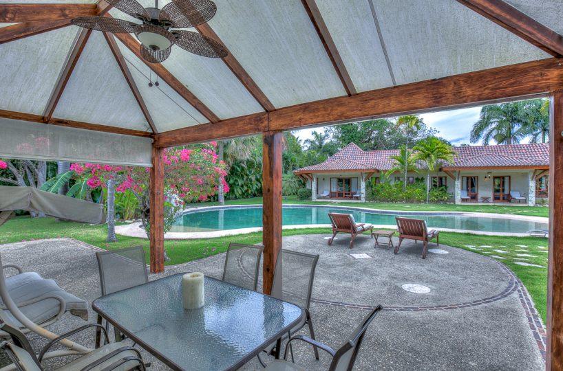 Luxury Caribbean Beach House