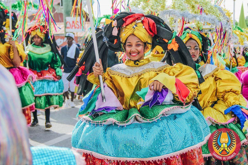 carnaval parade  cabarete  dominican republic