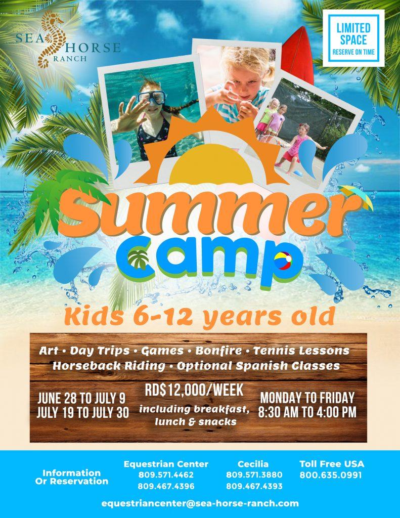 sosua cabarete summer camp 2021