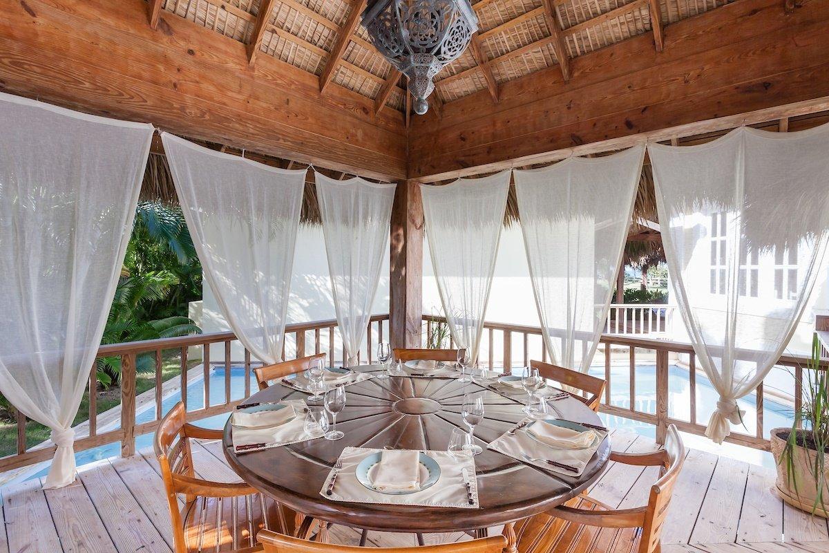 Casa La Bandera Caribbean Beachfront Villa 16