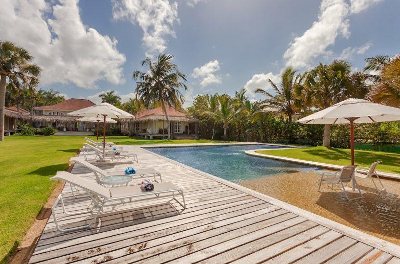 Casa La Bandera Caribbean Beachfront Villa 6