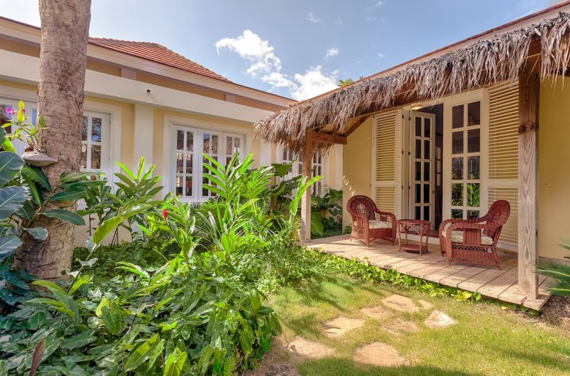 Casa La Bandera Caribbean Beachfront Villa 9