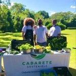 Cabarete Sostenible community garden
