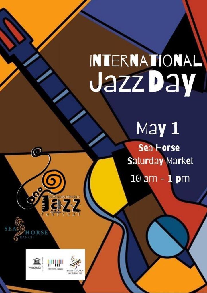 International Jazz Day FEDUJAZZ Cabarete